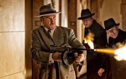 Sean Penn stars in Gangster Squad.