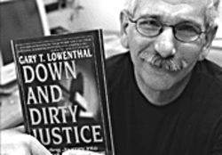 Lawyers, guns, money: Gary Lowenthal went easy on Rick Romley.