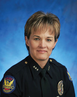 Assistant Chief Tracy Montgomery