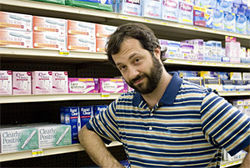 I'm one: Knocked Up director/writer Judd Apatow says he knew people would appreciate one day that he was different.