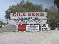 Gila Bend&#039;s the classic Arizona desert outpost, but that&#039;s changing