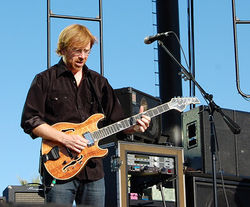 Phish Festival 8: Scenes from the show.