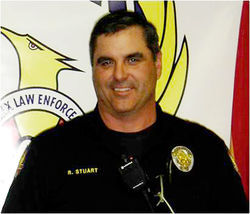Phoenix Police Officer Rusty Stuart
