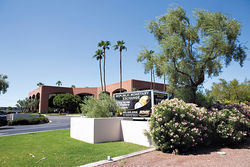Republic Monetary Exchange leases an office near 40th Street and Camelback Road.