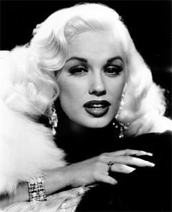 "Movie vixen Mamie Van Doren on Goldwater: ""Yeah, he was a silver fox."""