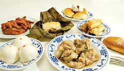 Stop by Great Wall Hong Kong Cuisine for a budget-friendly dim sum lunch.