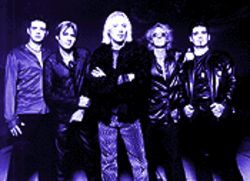 Duffer Jani Lane and his down boys. Still preserving the integrity of blond bimbos everywhere.