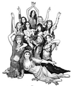 Unveiled: The Bellydance Supertars and Desert Roses perform at the Rhythm Room.
