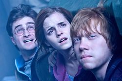 "Daniel Radcliffe, Emma Watson, and Rupert Grint say, ""So long,"" to Harry Potter."