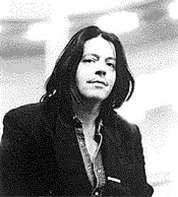 Grant Hart: Happily liberated from a band setting.