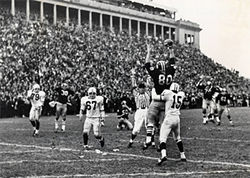 Drive time: Harvard's 1968 comeback against Yale provided a moment out of time, captured in the documentary Harvard Beats Yale 29-29.