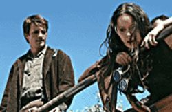 Serenity now!: Nathan Fillion and Summer Glau blast off in a sci-fi Western.