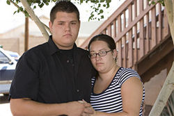 Jacob Ritter-Clark and his fiancée, Kadi Horvath, are terrified that he'll end up in prison.