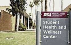All is allegedly not well at the ASU Student Health and Wellness Center.