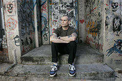 Henry Rollins: Begging you to vote.