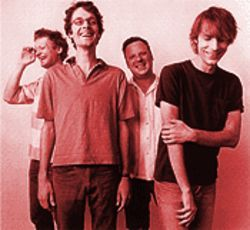 Mudhoney: From left, Matt Lukin, Steve Turner, Dan Peters and Mark Arm.