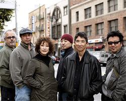 Hiroshima's Japanese jazz fusion goes global.