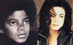 Michael Jackson: Thirty-two years into a mega-successful recording career, looking more fallible and vulnerable than Invincible.