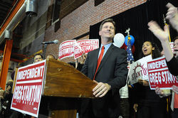 Greg Stanton beat Wes Gullett on November 8 to become Phoenix's mayor-elect.