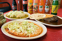 Huauchinango's poblano cuisine takes diners south — way south — of the border.