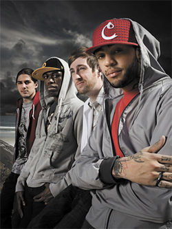 Gym Class Heroes have no heroes.