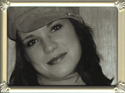 Georgia Thompson, about a year before her September 2005 murder.