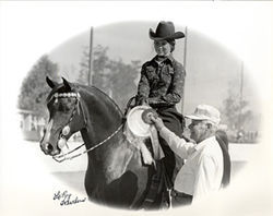 Kathleen Smith was a champion rider for most of her 20 years.