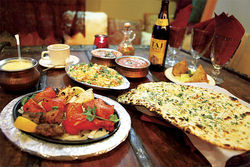 Bring a big appetite to Guru Palace, where top-notch Punjabi cuisine is so good you&#039;ll want to ditch your diet.