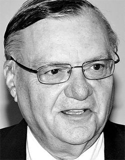 Sheriff Joe Arpaio regularly retaliates agains