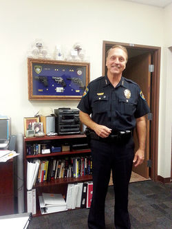 Florence Police Chief Daniel Hughes is the disgraced former police chief of the Surprise PD.