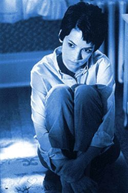 Depress pass: Winona Ryder in Girl, Interrupted.