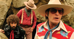 A scenes from A Glimpse inside the Mind of Charles Swan III, directed by Roman Coppola and starring Charlie Sheen