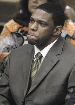 Former ASU star running back Loren Wade was sentenced last month to 20 years in prison for killing Brandon Falkner in March 2005.