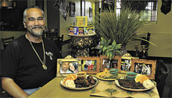 "Say ""hafa adai"" (hello) to the cuisine of Guam: Island Roots' chef-owner Frank Castro."