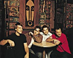 Jimmy Eat World didn&#039;t enjoy the tiki treatment during a recent Valley appearance.