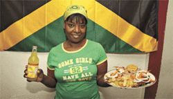 Caribbean queen: Chef Eulet King is quite simply one of the best cooks in Maricopa County.