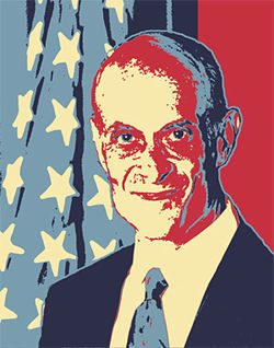 Current Department of Homeland Security Secretary Michael Chertoff