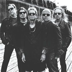 Metallica and Lou Reed