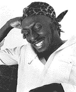 "The rebirth of the happiest protest music: ""Vietnam"" scribe Jimmy Cliff."