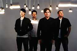 Jimmy Eat World: Don't get nostalgic just yet.