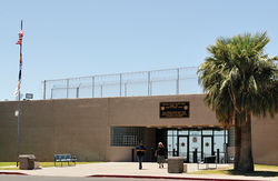 Maricopa County&#039;s Durango Jail, where DeLong was jumped by fellow inmates.