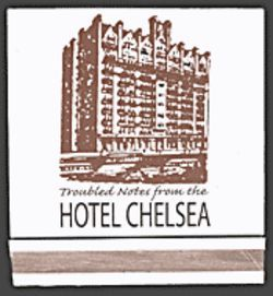 Troubled Notes From the Hotel Chelsea(Perfect Circle Records)