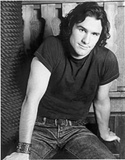 On his own: Joe Nichols plays solo after opening for Alan Jackson.