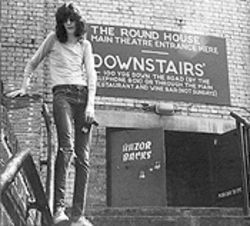 Joey Ramone: The spindly limbed punk who kicked rock 'n' roll's ass.