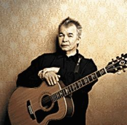 Living strong: John Prine lives to tell the tale of beating cancer.