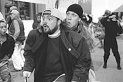 Crash course: With all its winks, nudges and reflexive references, Jay and Silent Bob Strike Back is doomed to fail among the uninitiated.