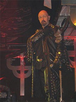 Rob Halford rocks the prophecies.