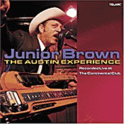 Austin city unlimited: Junior Brown sings all over the map.