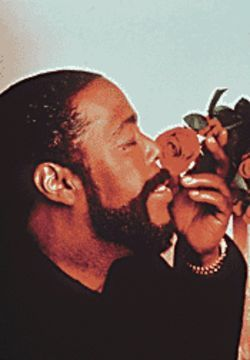 Where's the love? Listen to Barry White get mad, and other celeb bloopers.