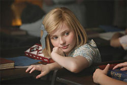 "Sugarcoated: Abigail Breslin as a ""real"" American girl in Kitt Kittredge."